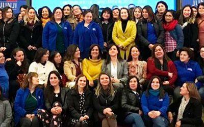 Junji lanzó programa de capacitación que beneficiará a 400 educadoras y técnicas de la región