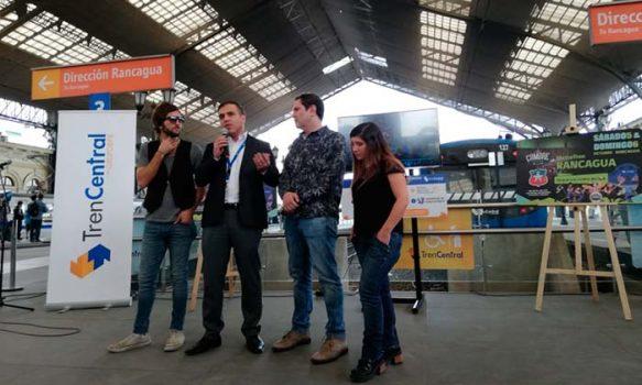 La cumbre sella alianza con Metrotren Rancagua y asegura la mejor opción de traslado para el público capitalino