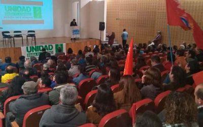Lanzamiento de Unidad para el Cambio en Rancagua