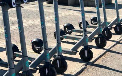 Llega un nuevo medio de transporte sustentable para Machalí