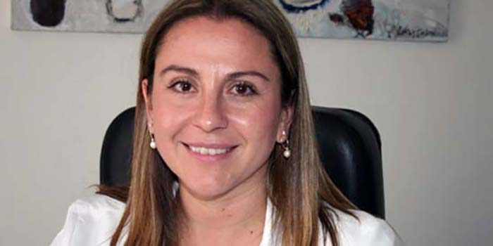 Médica Daniela Zavando es la nueva seremi de Salud de la región de O'Higgins