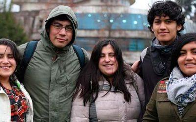 Mineduc entrega por primera vez más de 600 mil beneficios estudiantiles para la educación superior