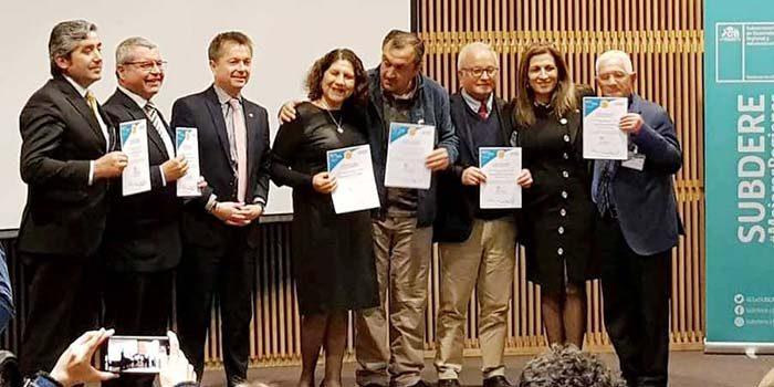 Municipalidad de Palmilla es reconocida por excelentes resultados obtenidos en evaluación a la gestión