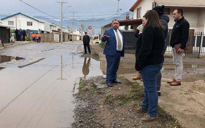 Municipio de Graneros no descarta acciones legales contra quienes resulten responsables por inundaciones