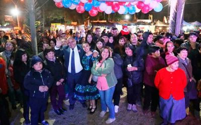 Municipio de Graneros se la juega con fondas y ramadas sustentables