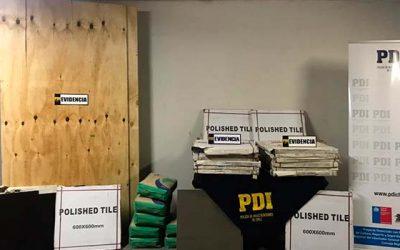 PDI esclarece robo que afectó a local comercial en Santa Cruz