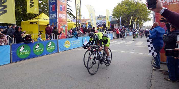 Pichidegua fue la sede del circuito de ciclismo de ruta más grande de Chile