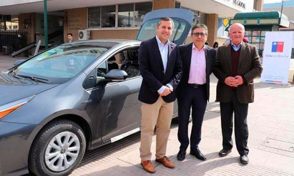 Pichidegua, primera Municipalidad en promover la electromovilidad en la región