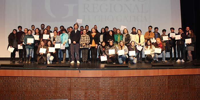 Profesionales de las artes escénicas de la región mejoraron sus competencias