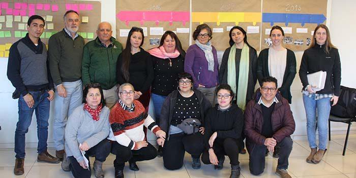 Quinta reunión de la Mesa Regional de Educación Artística se realizó en Rancagua