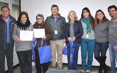 Salud Machalí capacitó a líderes adultos mayores en Aromaterapia