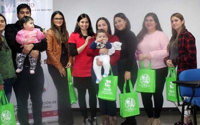 Salud Machalí conformó Comité de Lactancia Materna en beneficio de la población infantil y su familia