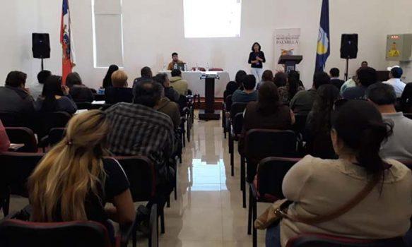 Se entregan normativas de funcionamiento a fonderos de Palmilla