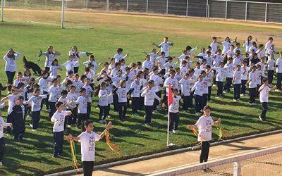 Senda Previene Pichilemu, participa en Primera Olimpiadas deportivas del Instituto Railef