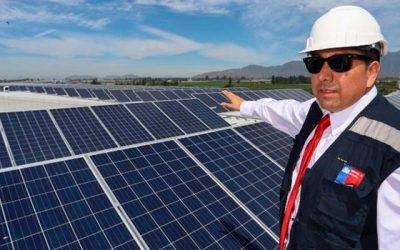 Seremi de energía destaca las energías renovables como base de nuestra matriz regional