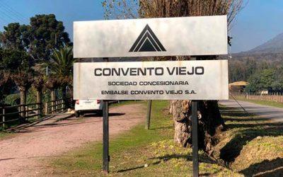 Seremi de energía visita central Convento Viejo y destaca vinculación con la comunidad
