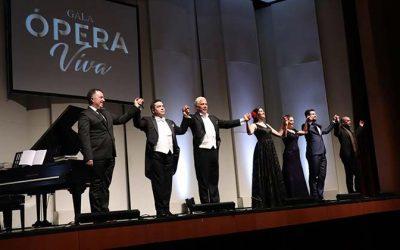 Teatro Regional Lucho Gatica celebró su aniversario con lo mejor de la ópera