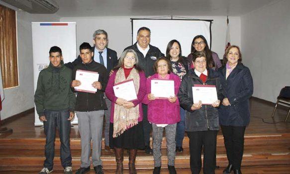 15 familias de San Fernando mejoran calidad de vida gracias al Programa Autoconsumo