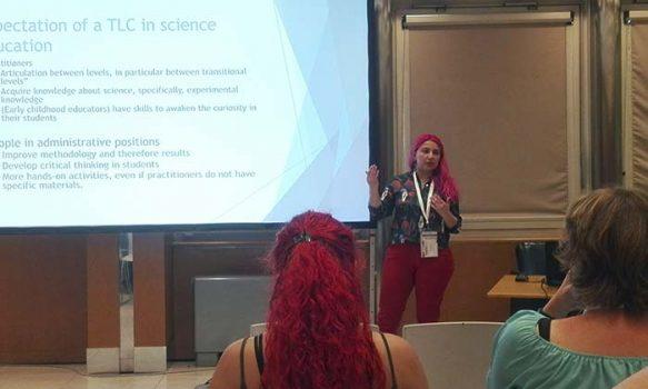 Académica UOH presentó investigación en Conferencia Internacional de Educación Científica