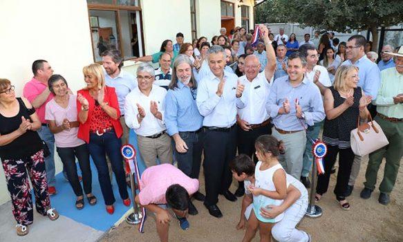 Alcaldes de la región destacan proyectos FRIL y su beneficio directo para las personas