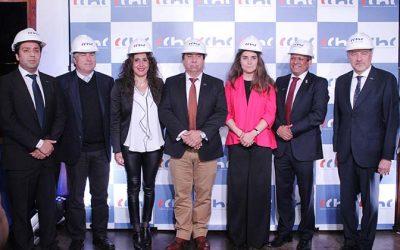 CChC Rancagua realiza ceremonia cambio de mando