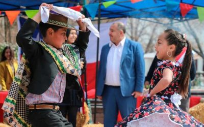 Con chicha y empanadas Fundación y Municipio de Graneros lanzan Fiesta Chilenera