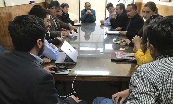 Consejo de la Sociedad Civil del Mineduc se reunió con comunidades educativas de la Región
