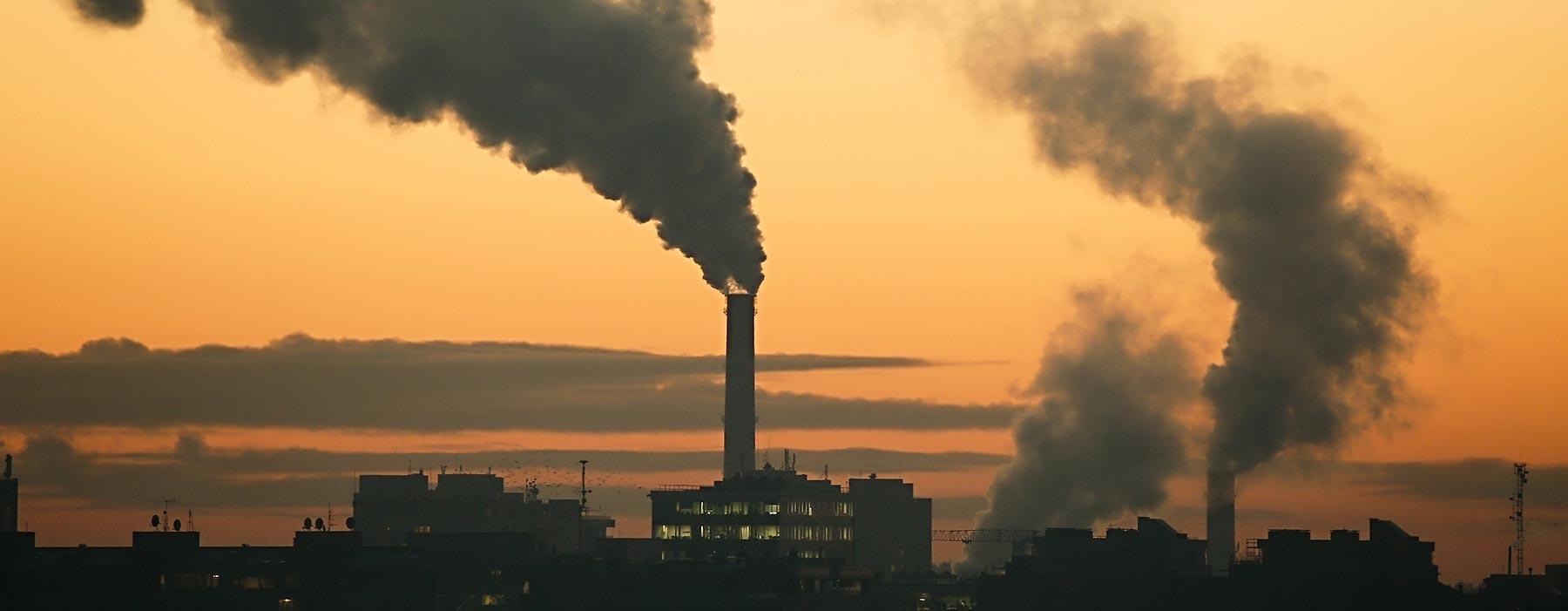contaminacion regional proyecto