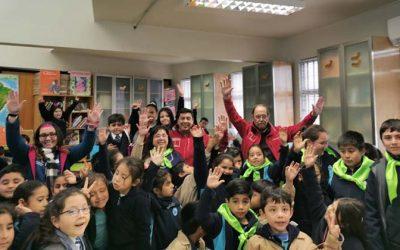 COP25: Seremis del Medio Ambiente y Educación lanzan Interescolar Ambiental en la región de O´Higgins
