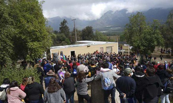 En Graneros el municipio inauguró con tremenda fiesta la primera Granja Educativa del cono norte de O'Higgins