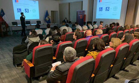 En Rengo se realizó exitoso Seminario Regional Turismo Accesible 2019