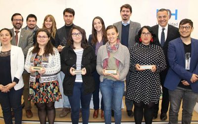 Estudiantes UOH realizarán semestre de intercambio en el extranjero con beca Santander Universidades