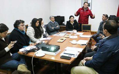 Gobernación de Colchagua realizó Subcomité de Seguridad Pública