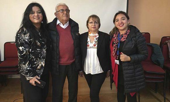Hospital de Graneros presentó su nuevo Consejo Consultivo