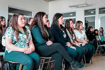 Hospital Regional sensibiliza a la comunidad en Semana del Donante de Órganos