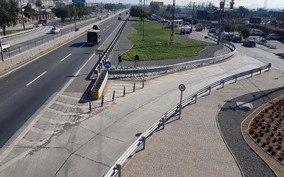 Inauguran nuevo nudo vial en el cruce de Ruta Travesía-Alameda