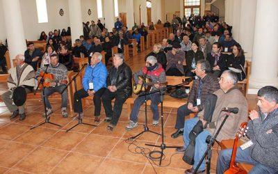 Jóvenes toman el desafío, y reciben la tradición del Canto a Lo Poeta, en cita en Pumanque