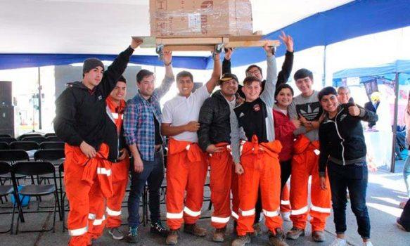 Liceo Polivalente de Machalí se coronó campeón del Desafío Minero UAI del Mes de la Minería