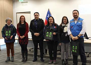 Más de 40 dirigentes sociales de Rengo, participan en seminario de seguridad pública