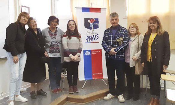 PRAIS aborda el autocuidado para pacientes y usuarios