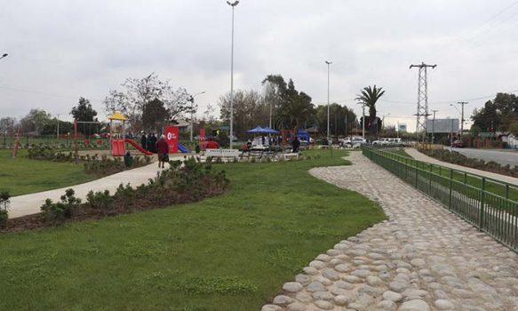 Punta de Cortés ya cuenta con su nueva área verde