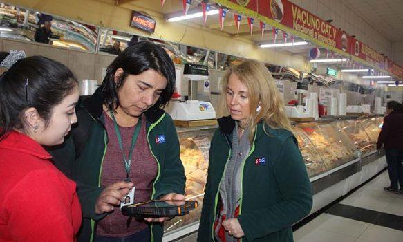 SAG O'Higgins fiscaliza carnicerías de la región