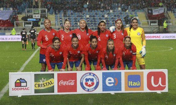 Selección Femenina disputará partido amistoso contra Uruguay en Rancagua