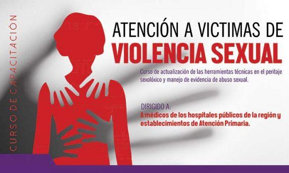 Servicio de Salud O'Higgins impartirá curso PAC en materia de atención a víctimas de violencia sexual