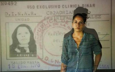 "Universidad de O'Higgins exhibió premiado documental ""El pacto de Adriana"""