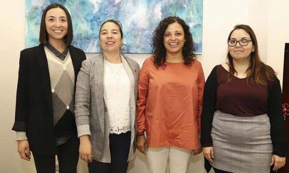 UOH y Universidad de Delaware refuerzan colaboración para futuras pasantías estudiantiles