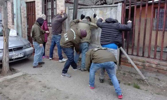 140 personas fueron detenidas por carabineros de la VI Zona O'Higgins en ronda masiva de octubre