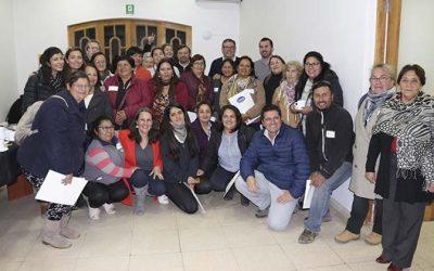 """87 emprendedores concluyen programa """"mostazal y rengo prende"""" de Agrosuper"""