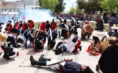 Batalla de Rancagua: La historia que hoy se puede vivir