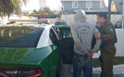 Carabineros de Chimbarongo recuperó camión robado en Curicó